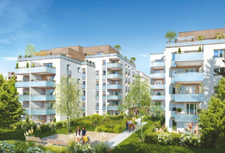 programme immobilier neuf à Villeurbanne