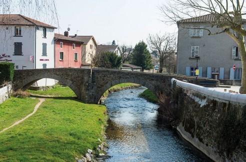 """Le """"Vieux Pont"""""""