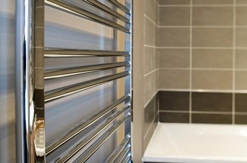 Photo à caractère d'ambiance d'un appartement réalisé par UTEI
