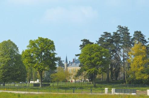 Le château de la Serra