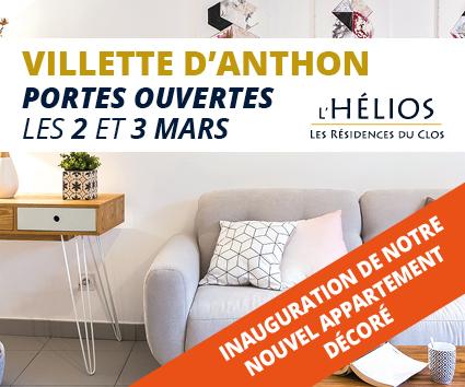 Portes Ouvertes Villette d'Anthon