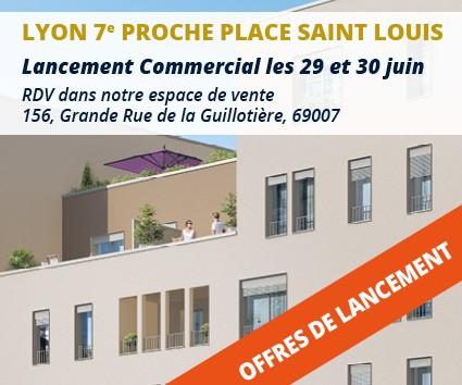 Lancement Lyon 7 Saint-Louis