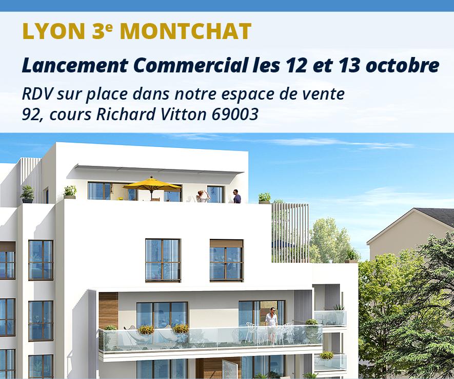 Lancement commercial Faubourg Montchat