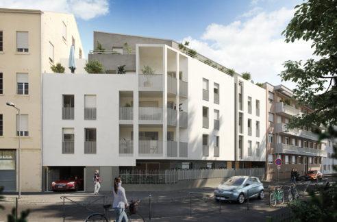 villa-Clemence perspective sur rue 20-04-2021